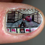 Fashion: Doom Nail Art