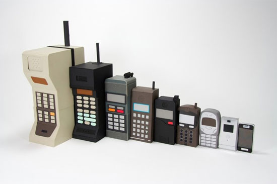 Mobile Evolution by Kyle Bean